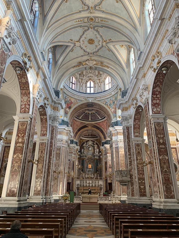 Interni cattedrale - Monopoli