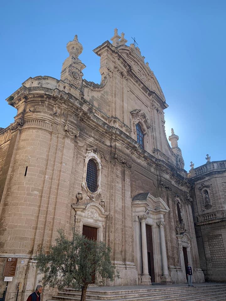 cattedrale - Monopoli