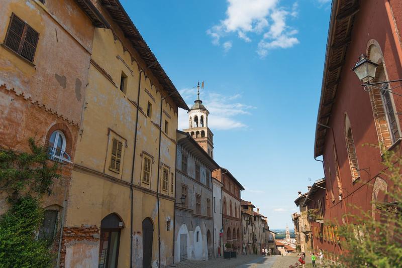 Centro storico Saluzzo