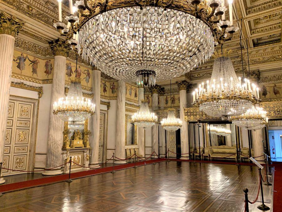 Palazzo Reale Torino: Sala da Ballo